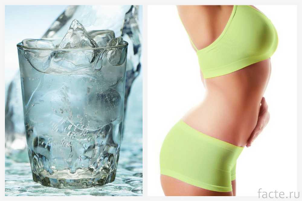 Правда ли можно похудеть от воды